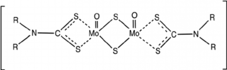 Chemical Sstructure-of-molybdenum-dithiocarbamate-MoDTC.png