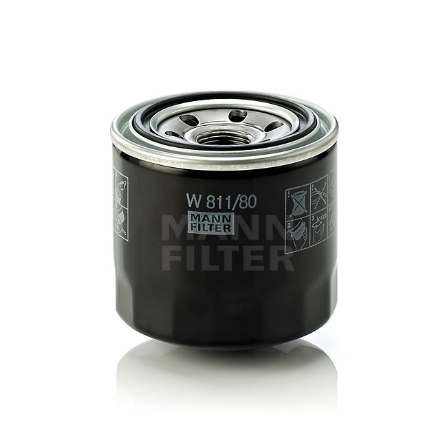 Mann W 811 80 Oil Filter Hyundia Kia Oem Bob Is The