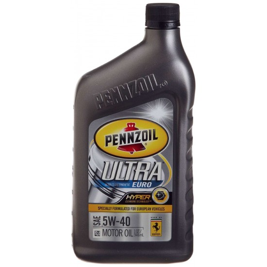 Pennzoil Platinum Euro for GM LS1 engine - Bob Is The Oil Guy