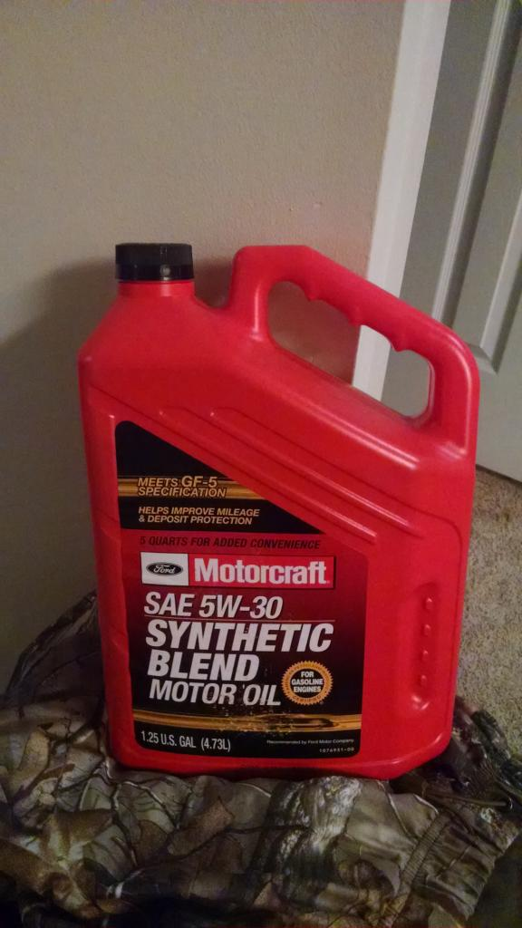 Anyone Still Using Mc Synblend Passenger Car Motor Oil