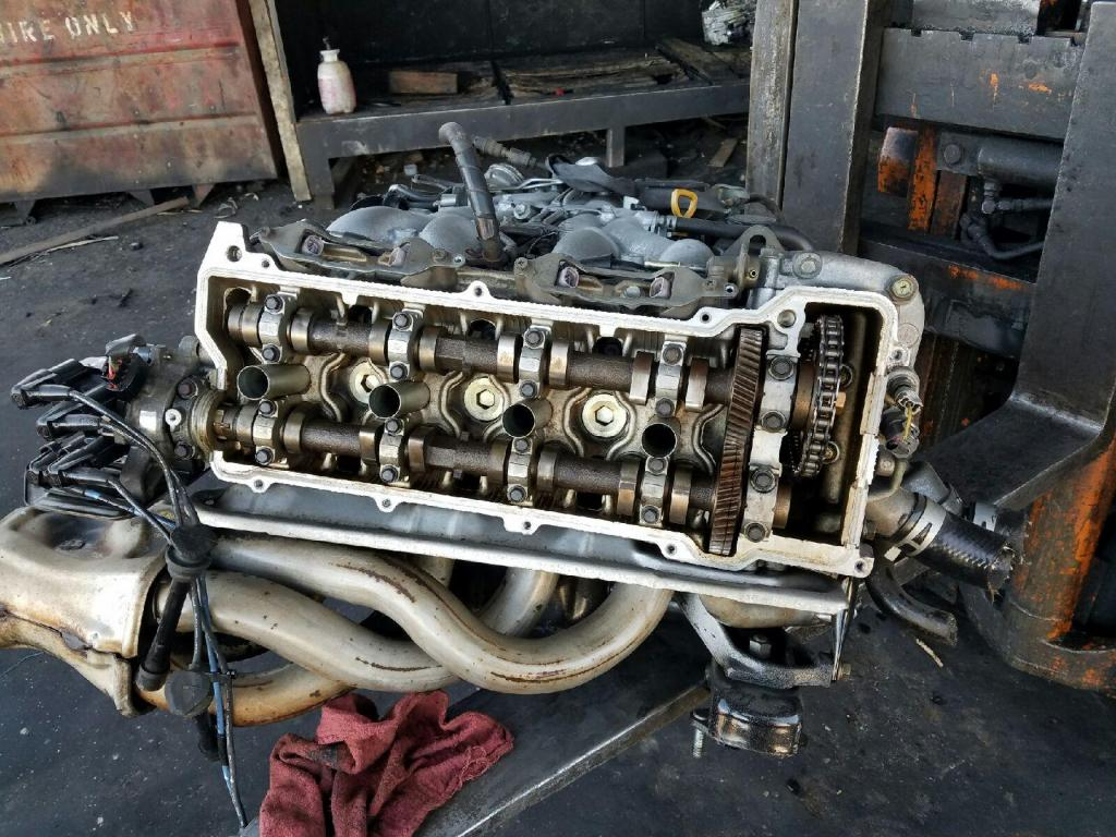 Rust on JDM engine Camshaft?! Was I ripped off? - Bob Is The