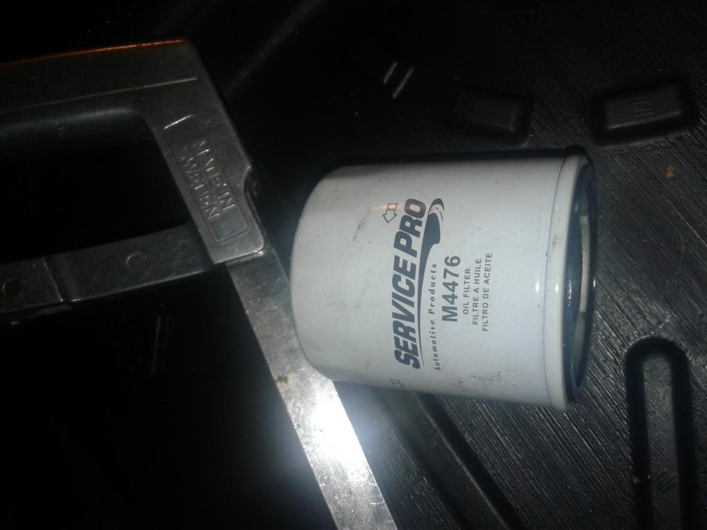 Service Pro M4476 Engine Oil Filters Bob Is The Oil Guy