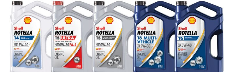 The new Rotella T5 and T6 no longer gas rated? - Bob Is The