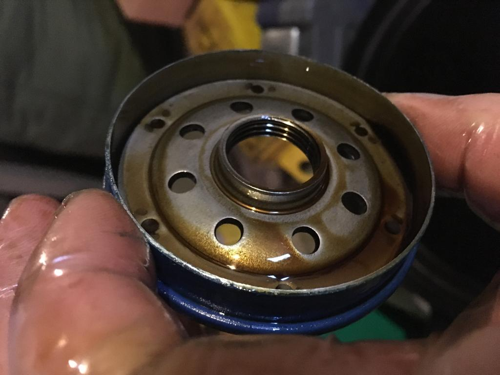 Honda Accord Oil Filter Cut Open Engine Oil Filters