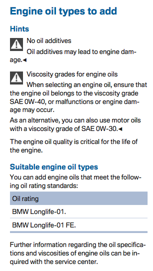 Recommendation For F80f82f83 M3m4 Bob Is The Oil Guy