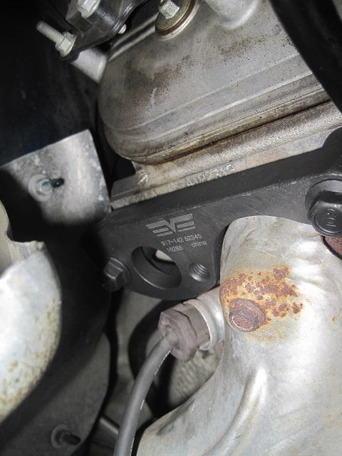 GM LSx Exhaust manifold clamp fix  Works great! - Bob Is The