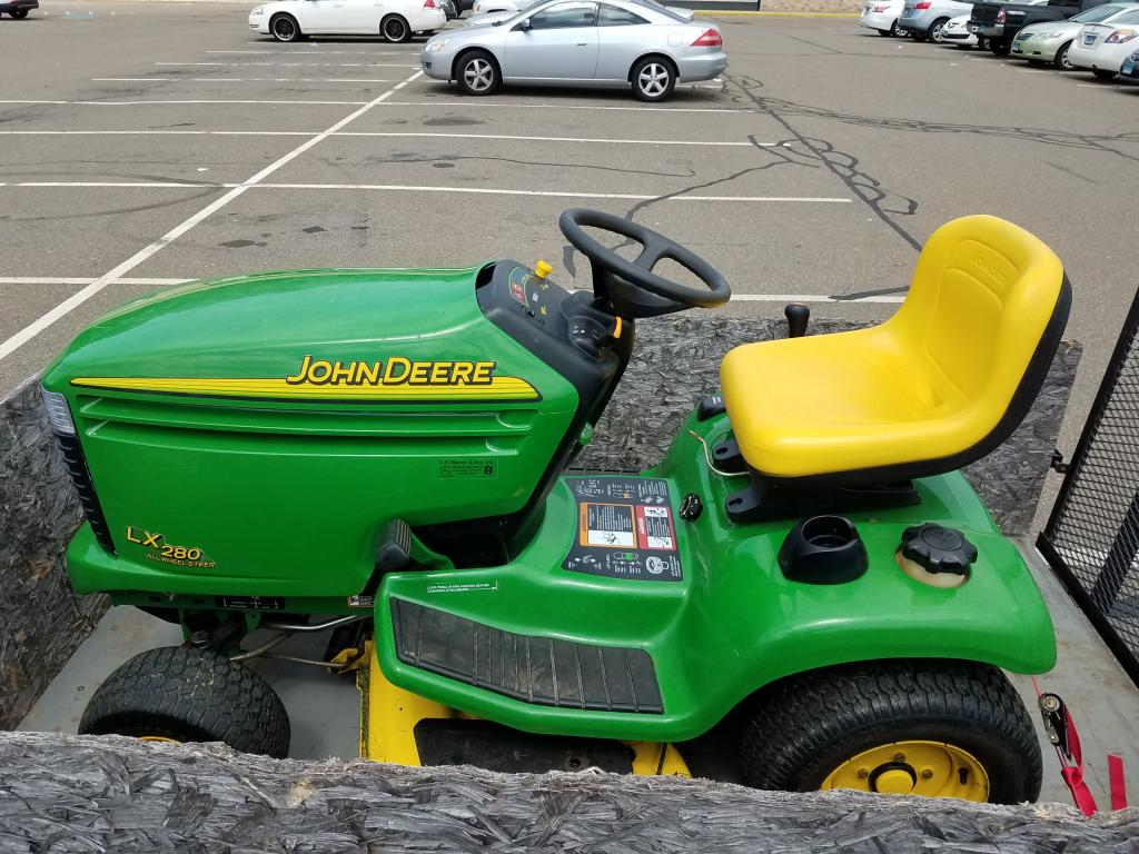 Shopping for new riding mower, John Deere? - Bob Is The Oil Guy