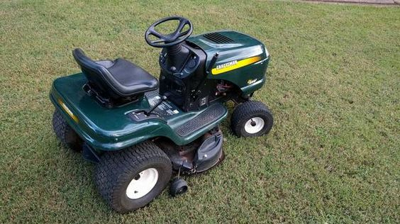 Craftsman Lt1000 For Sale 4 Listings Tractorhouse Com >> Need A New Riding Lawn Mower Recommendations Bob Is The Oil Guy