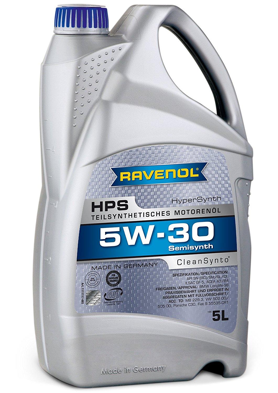 Ravenol Hps Hypersynth A3 Gf5 5w30 European And Import