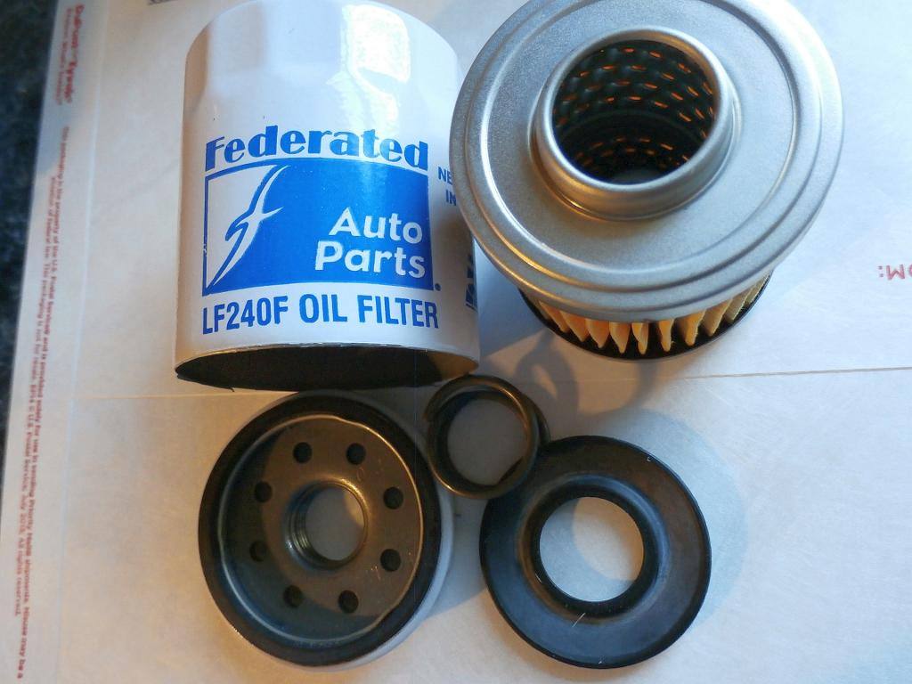 Hastings Federated Lf240f Oil Filter Engine Oil Filters Bob Is The Oil Guy