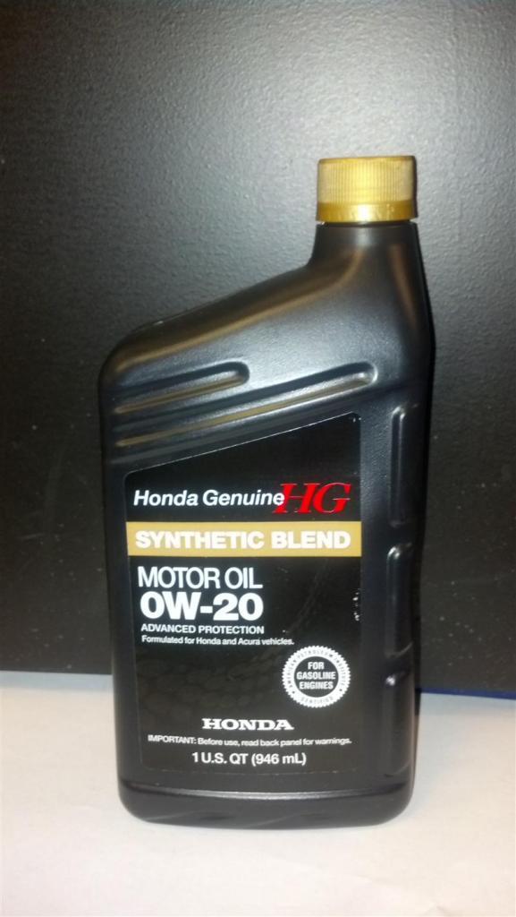 honda dealers standard oc is 5w 20 blend bob is the oil guy. Black Bedroom Furniture Sets. Home Design Ideas
