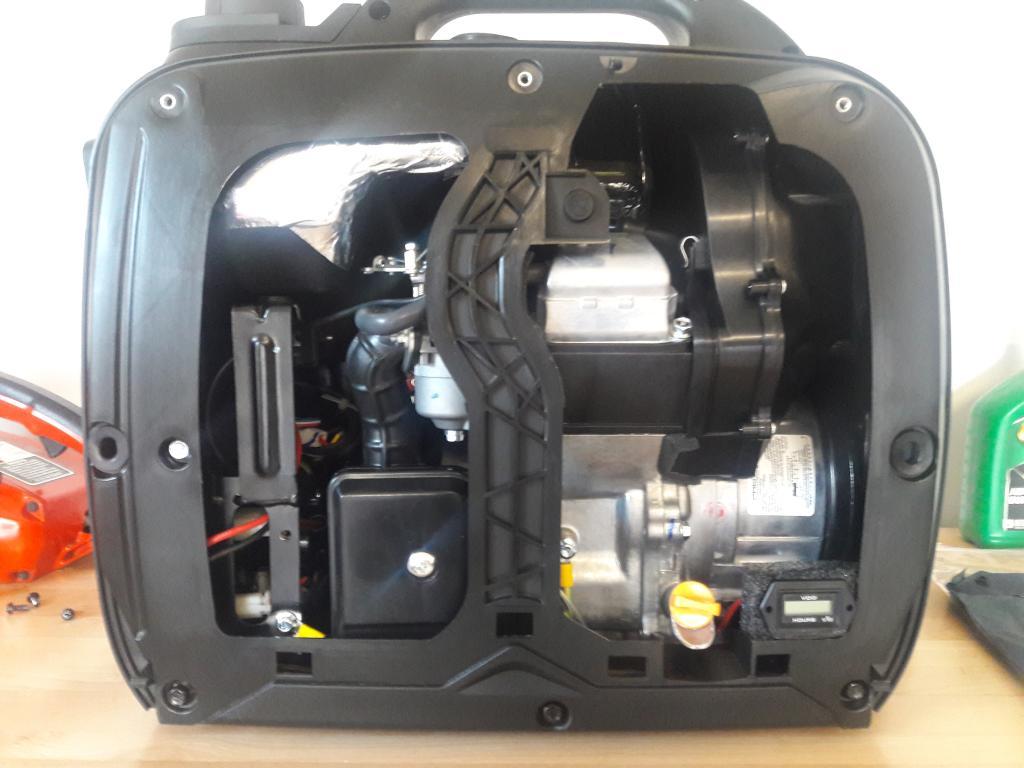 Hf Predator 2000 Inverter Generator Bob Is The Oil Guy