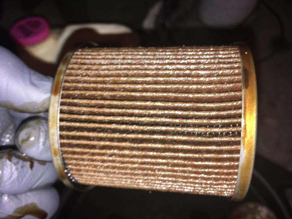 how to change filter mighty