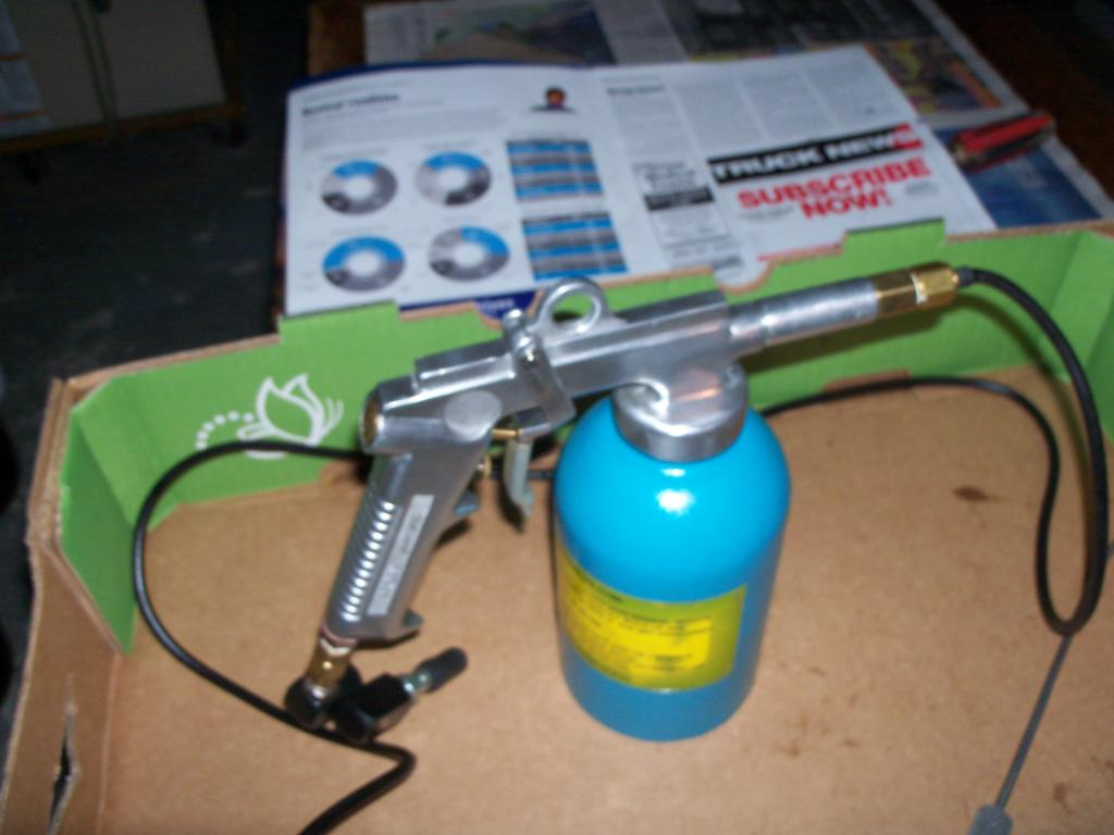 Heat guns on waste oil: analysis of types of instructions for making their own hands 6