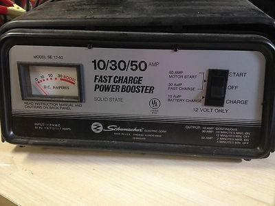 Battery Chargers Schumacher, Stanley, Peak   Bob Is The
