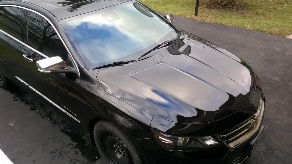 New To Us 2017 Impala Premier With Leather Bob Is The