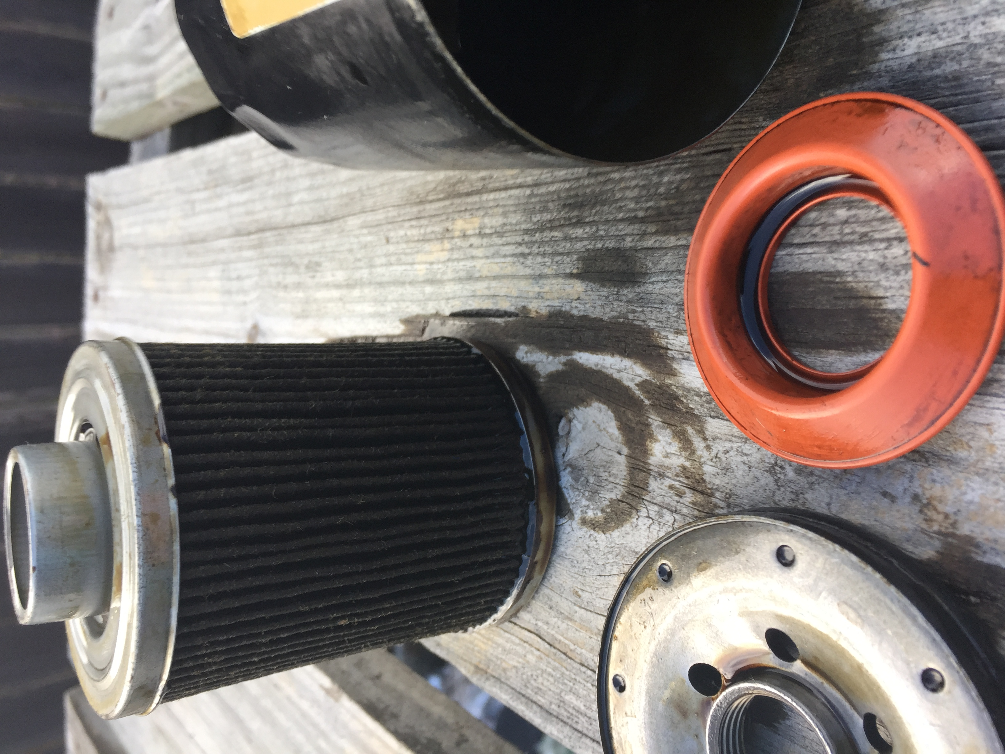 Why is my cartridge filter getting crushed? - Bob Is The Oil Guy