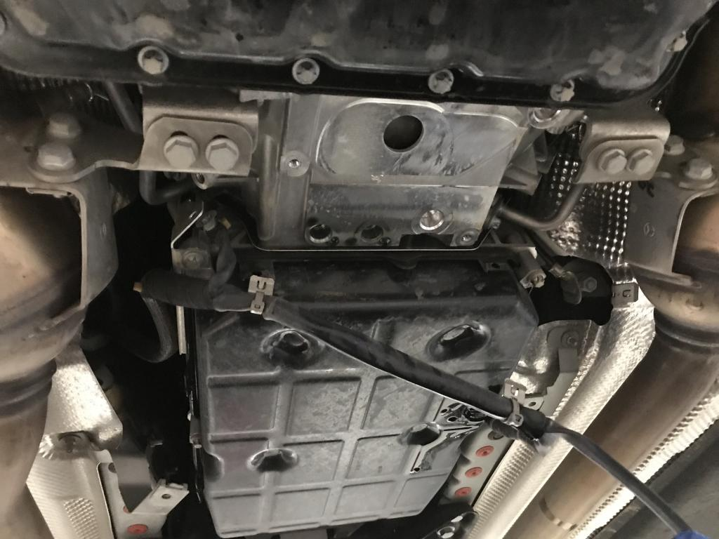 Mercedes 722 9 Transmission Service - Tips - Bob Is The Oil Guy