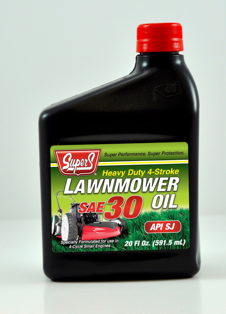 Supertech sae 30 lawn mower oil vs sae hd 30 lawn mower for What is hd 30 motor oil
