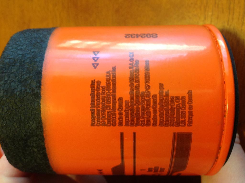 Date decode for Honeywell made Fram PH7317? - Bob Is The Oil Guy